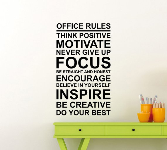 Wall Decal by Sarrie Creatives