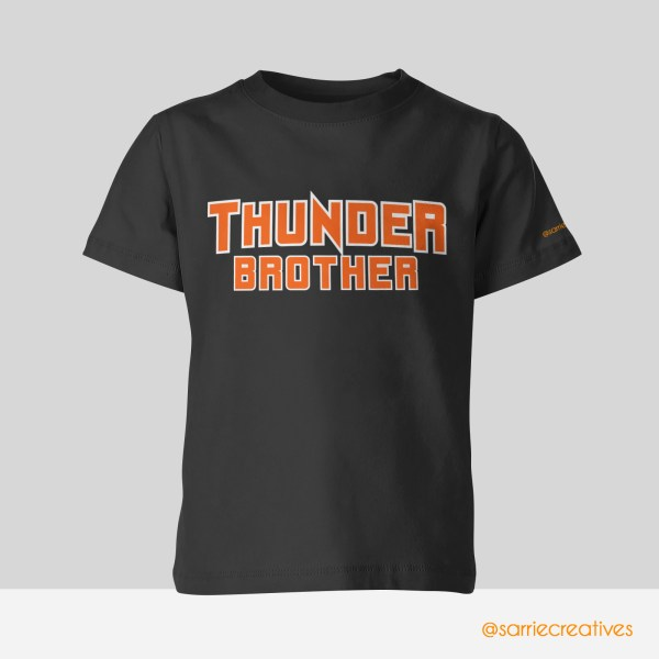 sarrie creatives desoto thunder brother shirt