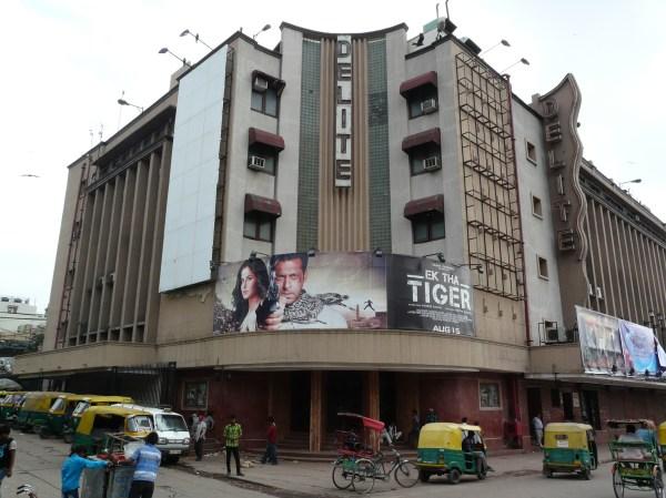 Delhi Cinema Halls Sarson Ke Khet