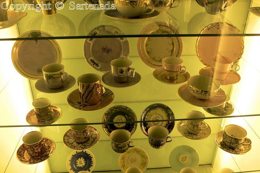 International coffee cup museum