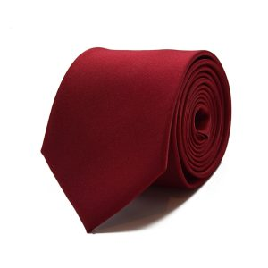 Kόκκινη μεταξωτή γραβάτα