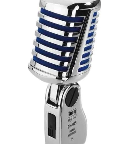 Microfono Dinamico per canto DM-065