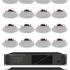 Impianto Audio Completo per ambienti di grandi dimensioni