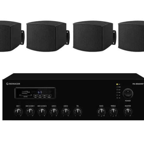 Impianto Audio Filodiffusione mini