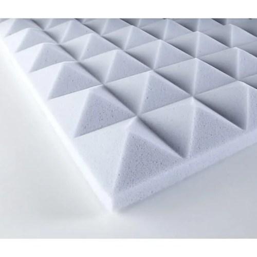 Pannelli fonoassorbenti piramidali 3cm
