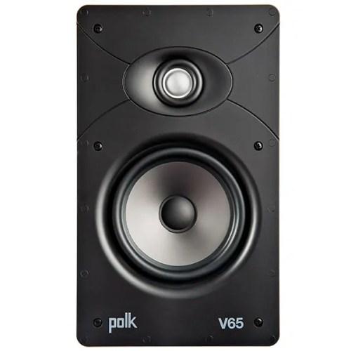 Diffusore acustico da incasso Stereo Polk V65