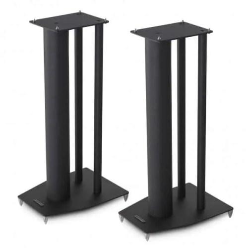 Speaker Stand Support Mission STANCE Black