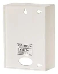 Scatole per diffusore acustico da incasso Apart CMRBB
