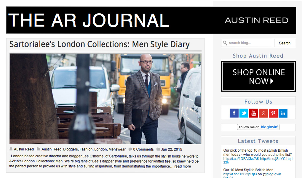 London Collections Men Aw15 Retrospective Sartorialee Dressing The Globe Trotting Man