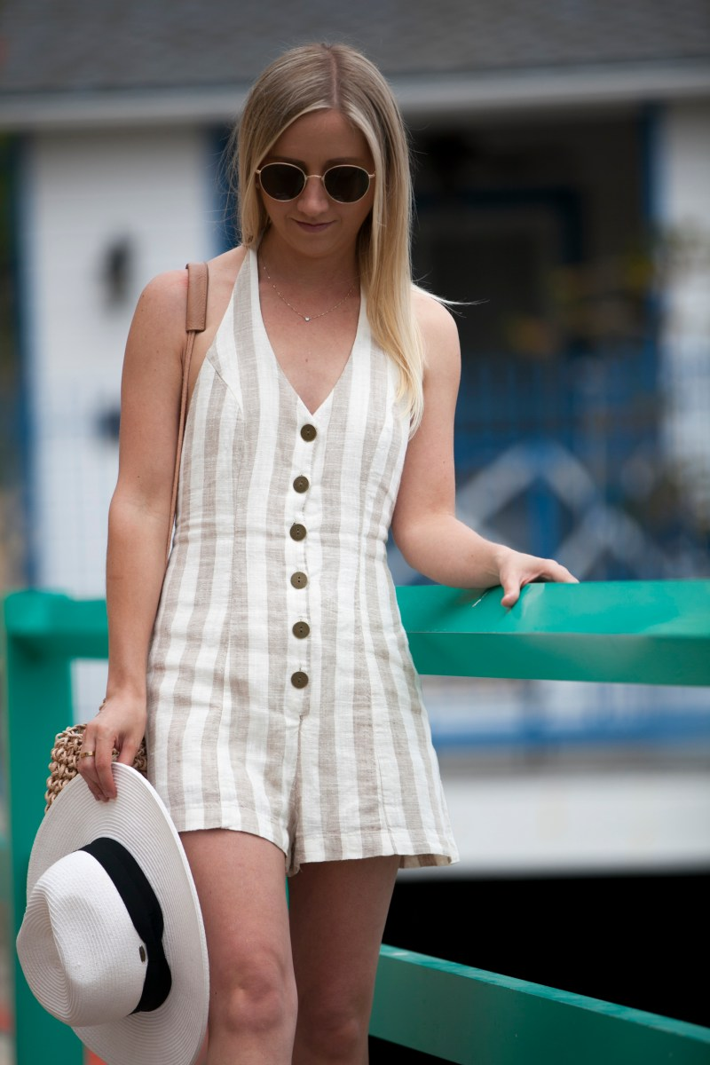 nautical stripes trend