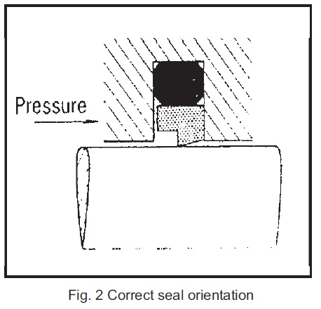 Fitting a ptfe or uhmwp capped elastomer composite bearing