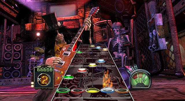 Cheat Guitar Hero Terlengkap (PS2 dan PS3!)