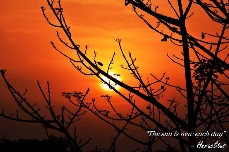 Dawn by R. Singh