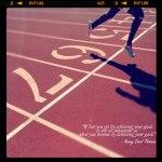 Empezando la semana 51 con alegría: Metas