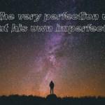 Empezando la semana 32 con alegría: Perfección