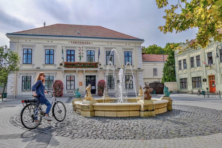 Kerékpár foglalás Sárváron