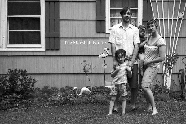 The Marshall Family_Rev