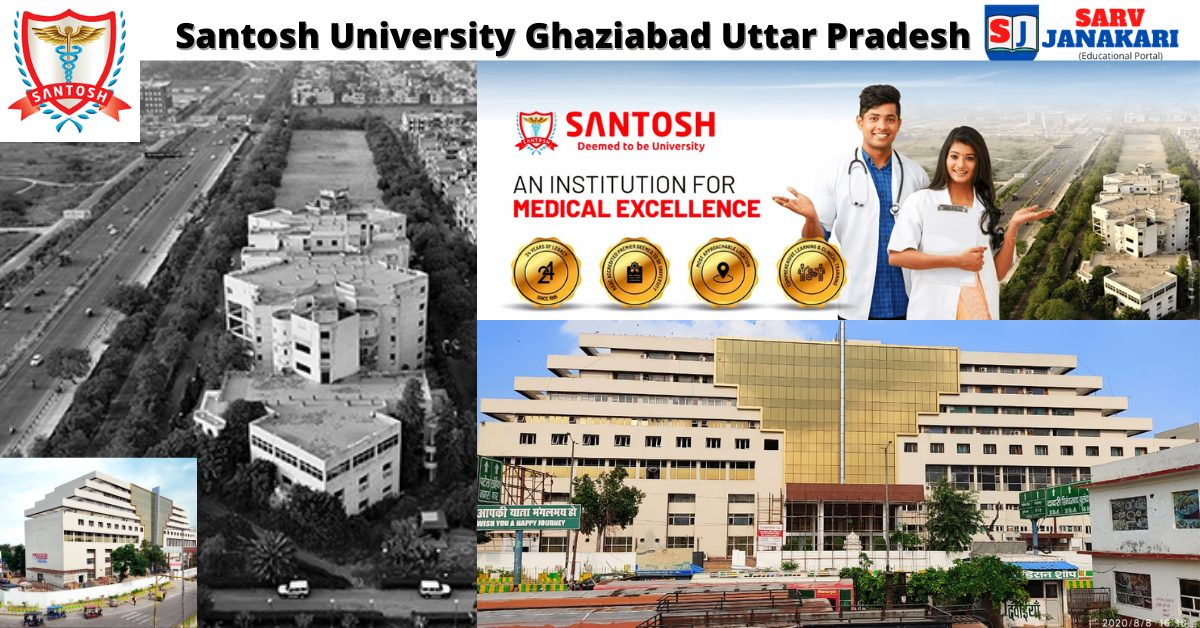 Santosh-university-ghaziabad