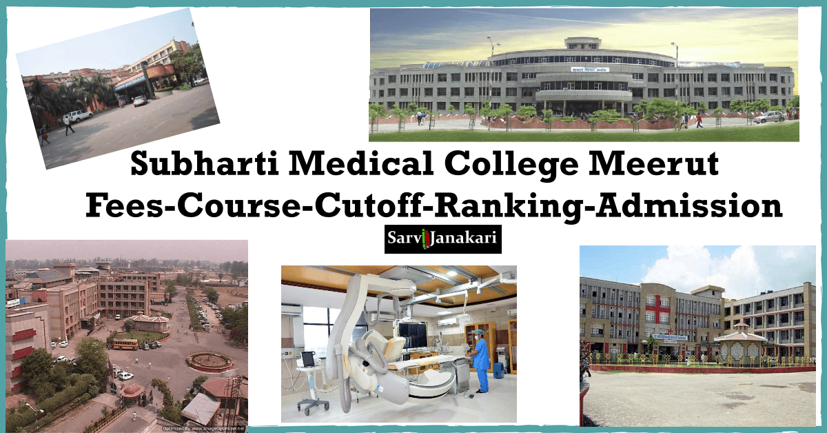 Subharti Medical College Meerut