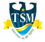 t s mishra medical college logo