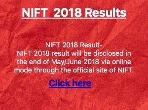 nift 2018 results