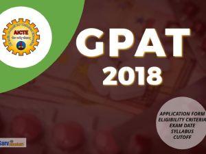 Gpat 2018
