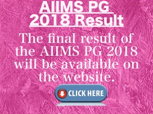 AIIMS PG 2018