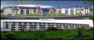 Jorhat Medical College Hospital, Jorhat, Assam