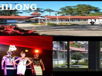 Nift Shillong girls rank Fashion show