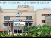 Chhattisgarh Institute of Medical Sciences Bilaspur Courses & Fees 2018-2019