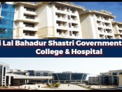 Shri Lal Bahadur Shastri Government Medical College & Hospital Mandi