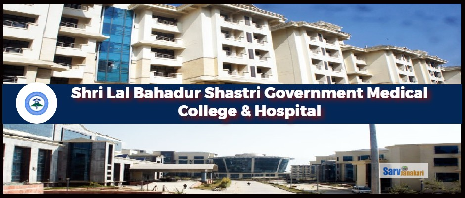 Shri Lal Bahadur Shastri Government Medical College Mandi