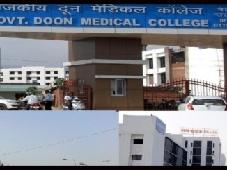 Government Doon Medical College, Dehradun, Uttarakhand