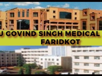 Guru Gobind Singh Medical College Faridkot
