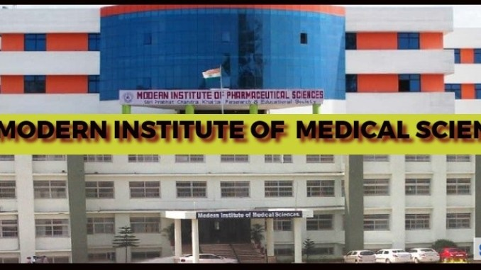 Modern Institute of Medical Sciences, Kanadia, Indore