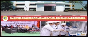 Sanjivani College of Pharmaceutical Education and Research, Kopargaon