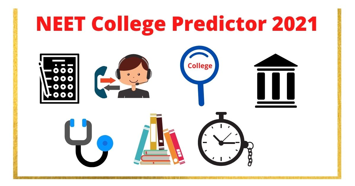 NEET College Predictor 2021