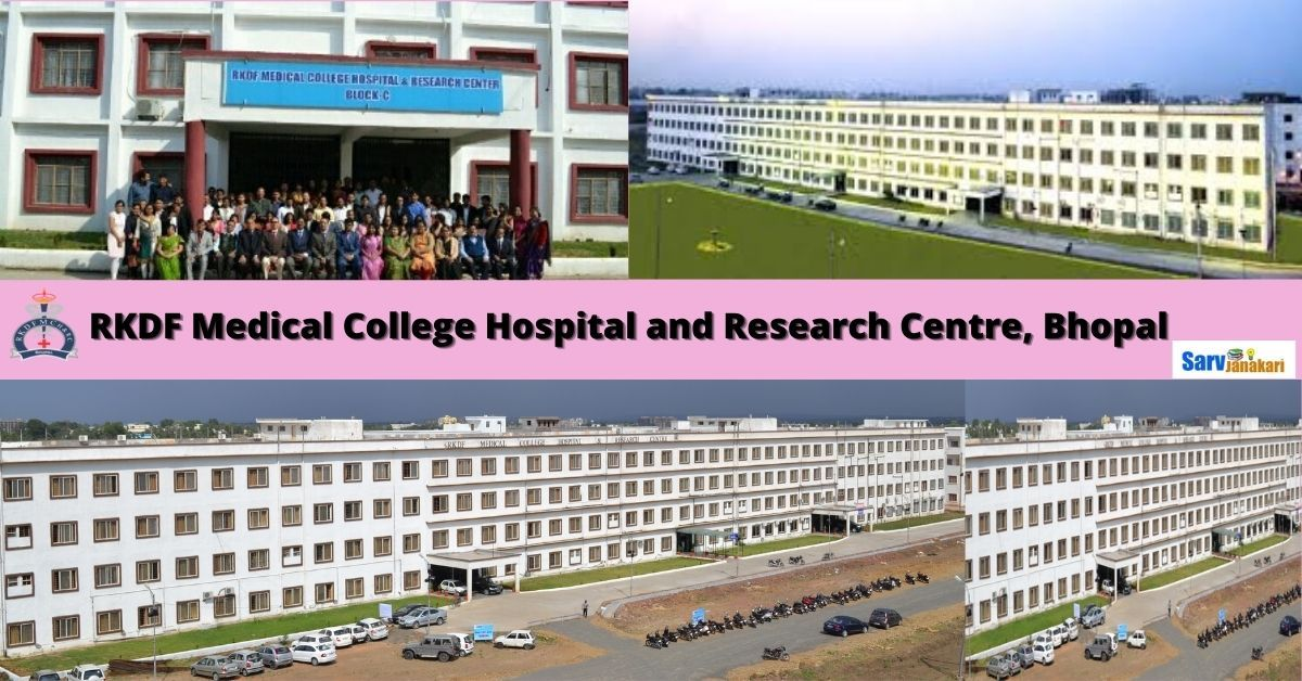 RKDF Medical College Hospital and Research Centre, Bhopal, Indore