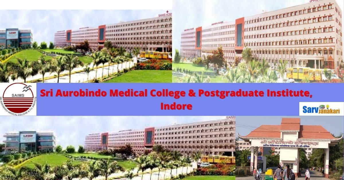 Sri Aurobindo Medical College Indore