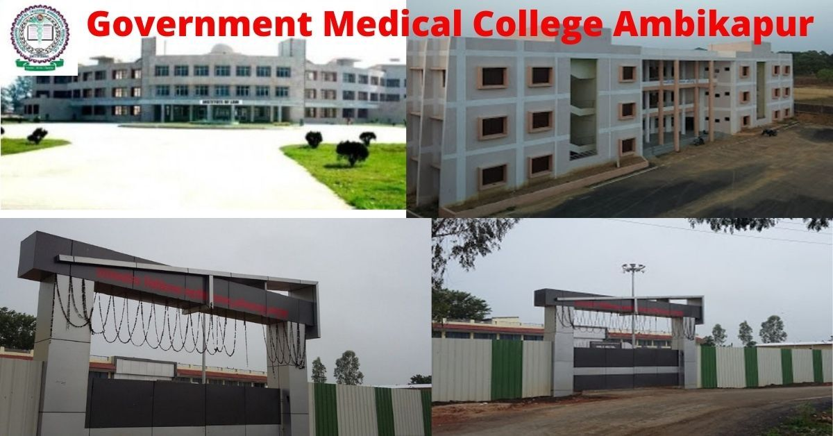 Government Medical College Ambikapur