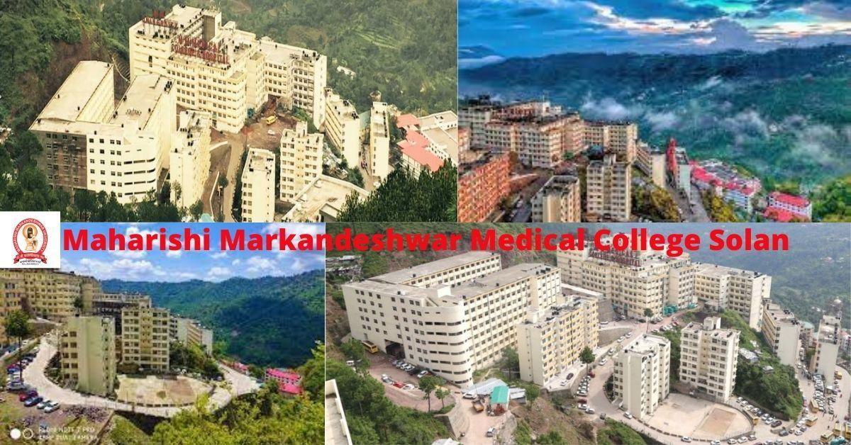 Maharishi Markandeshwar Medical College Solan