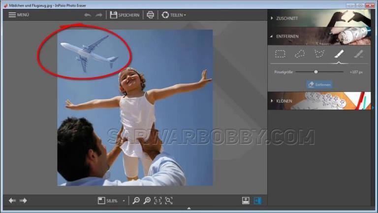 InPixio Photo Eraser 10.0.7382.27986 + Portable 2020 Downlaod - SarwarBobby.Com