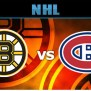 Nhl Playoff Game 7 Odds Montreal Canadiens Vs Boston