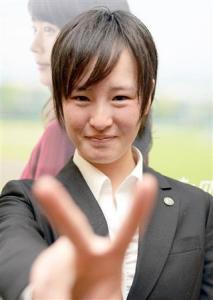 藤田菜七子 かわいい 画像