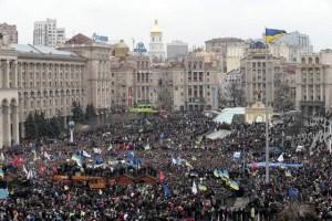 ウクライナデモ