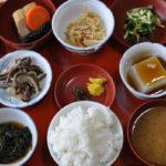 善寶寺参拝-後編-精進料理