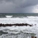日本海は大荒れ!‼
