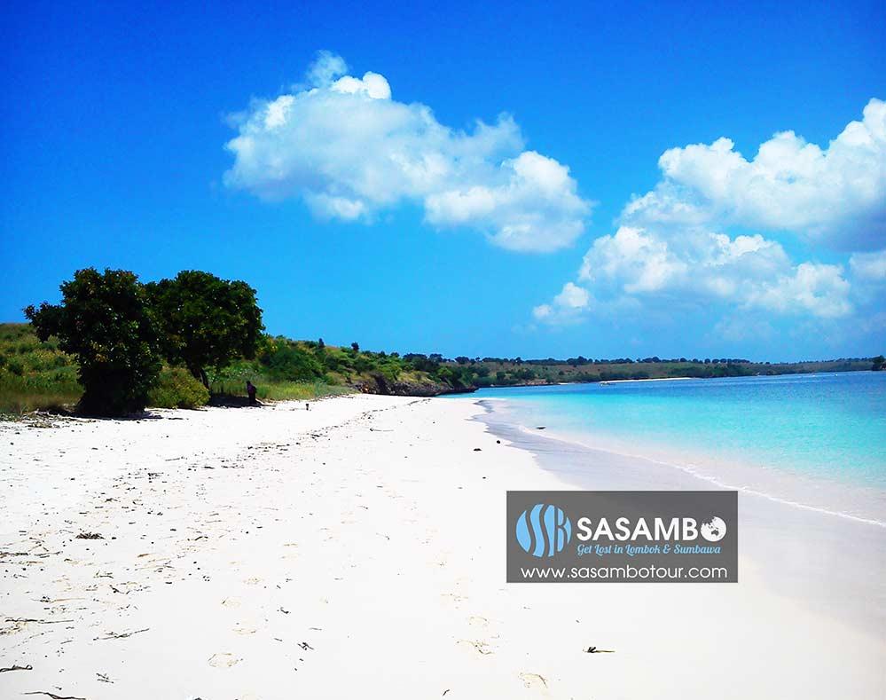Pantai Segui Lombok