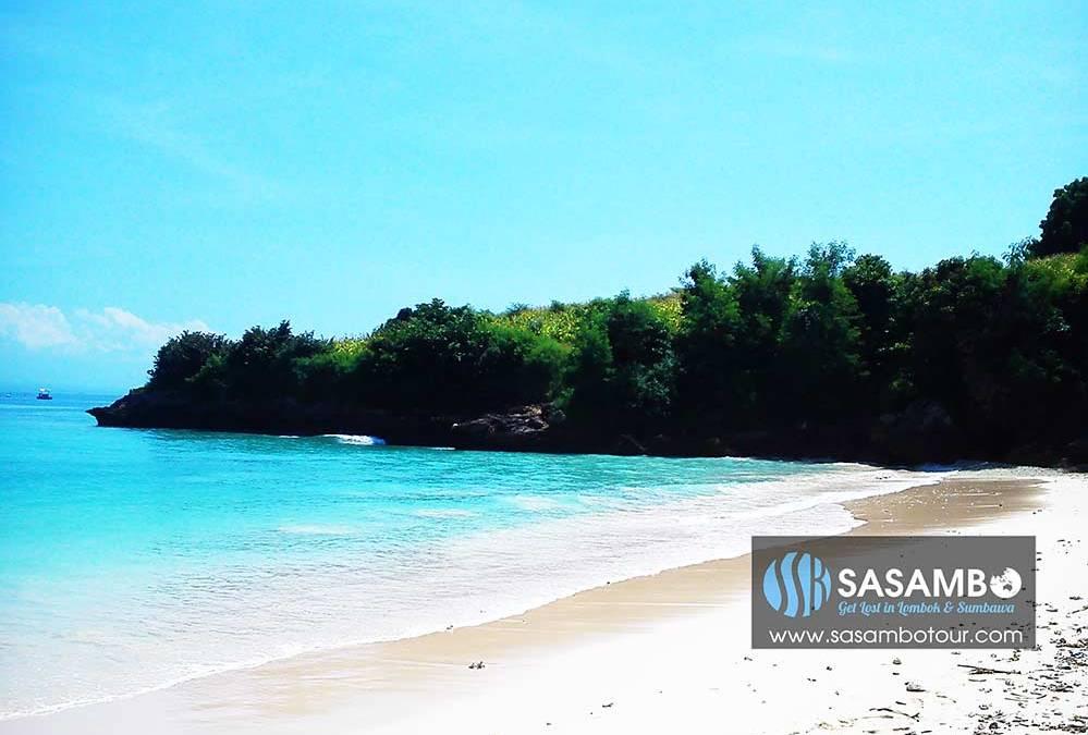 Pantai Segui, Syurga Tersembunyi di Pulau Lombok