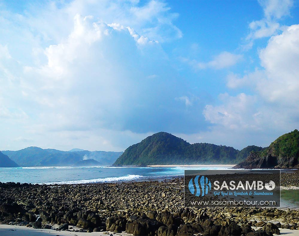 Lombok Beach | pantai semeti